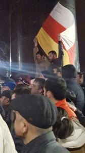 Стихийные митинги в Осетии?