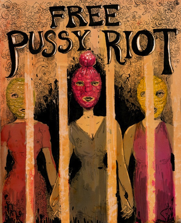free-pussy-riot-poster