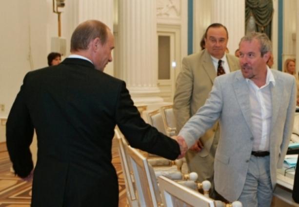 Путин_Макаревич