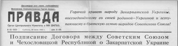 Pravda 1945