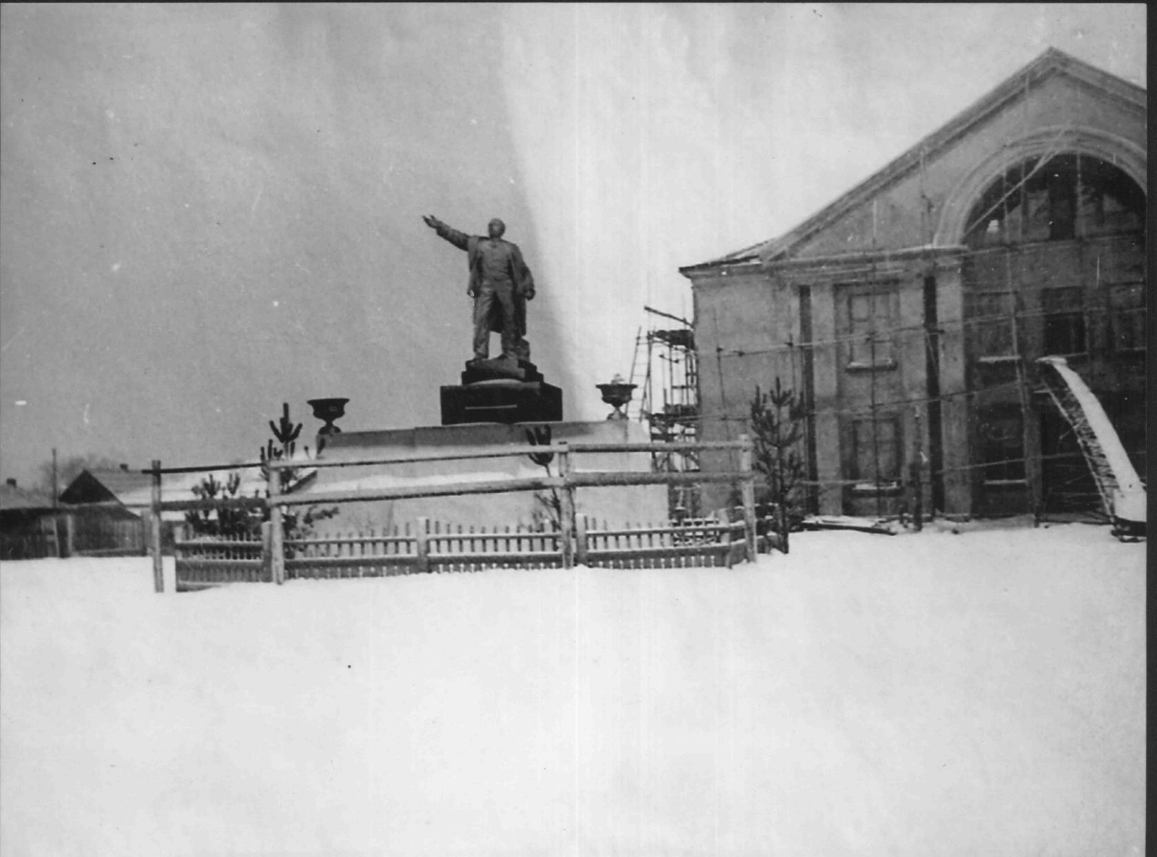 1952 в анровле строят дк