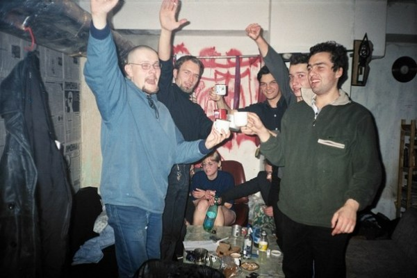 Бункер, 2002 год