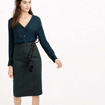 NO. 2 PENCIL SKIRT IN DONEGAL WOOL.jpeg