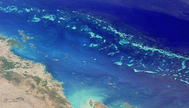 сбз6-большой барьерный риф
