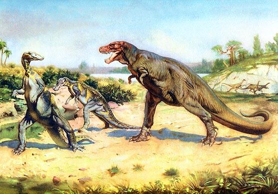сбз16-тираннозавр