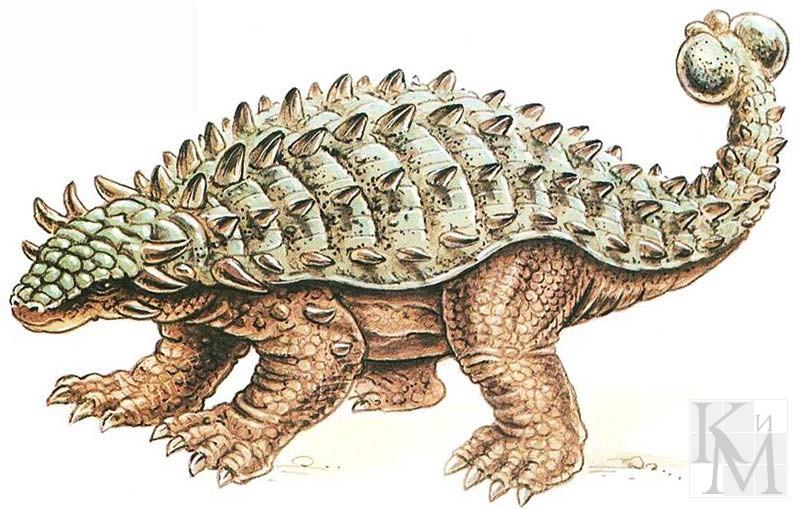 сбз16-анкилозавр
