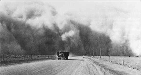 к-пыльная буря