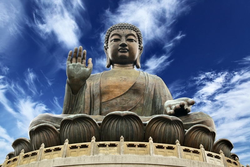 1-Статуя Большого Будды на острове Лантау.jpg