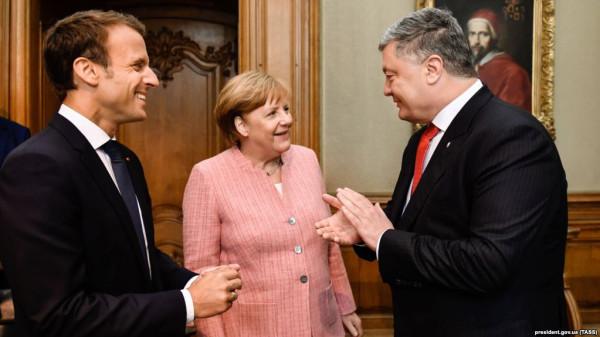 «Нормандский формат без Путина» доказал свою беспомощность