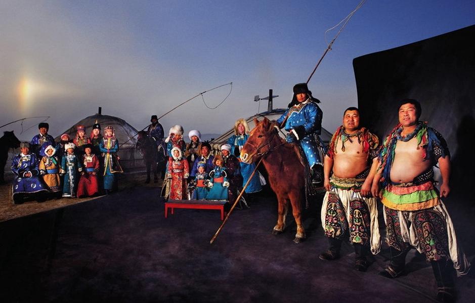 Этнография. Монголы