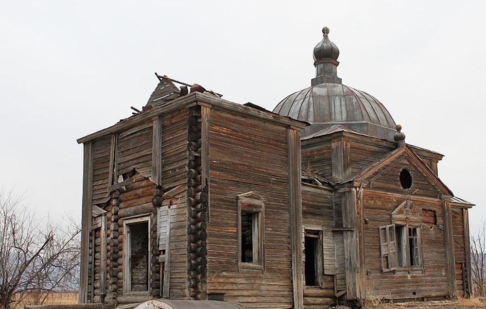Храм в Горбице