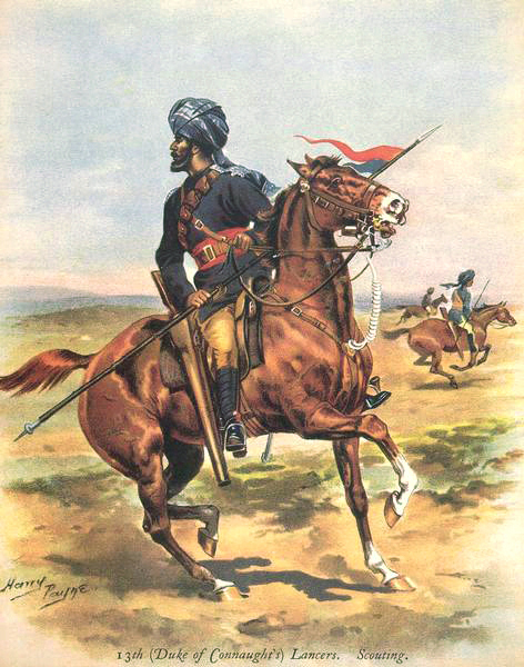 13th_DCO_Bengal_Lancers_1890