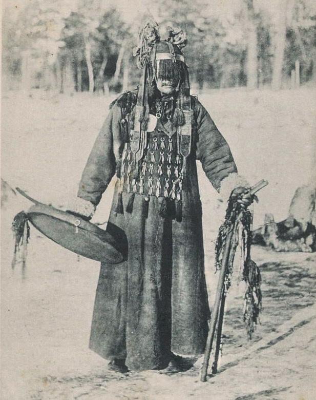 бурятский шаман