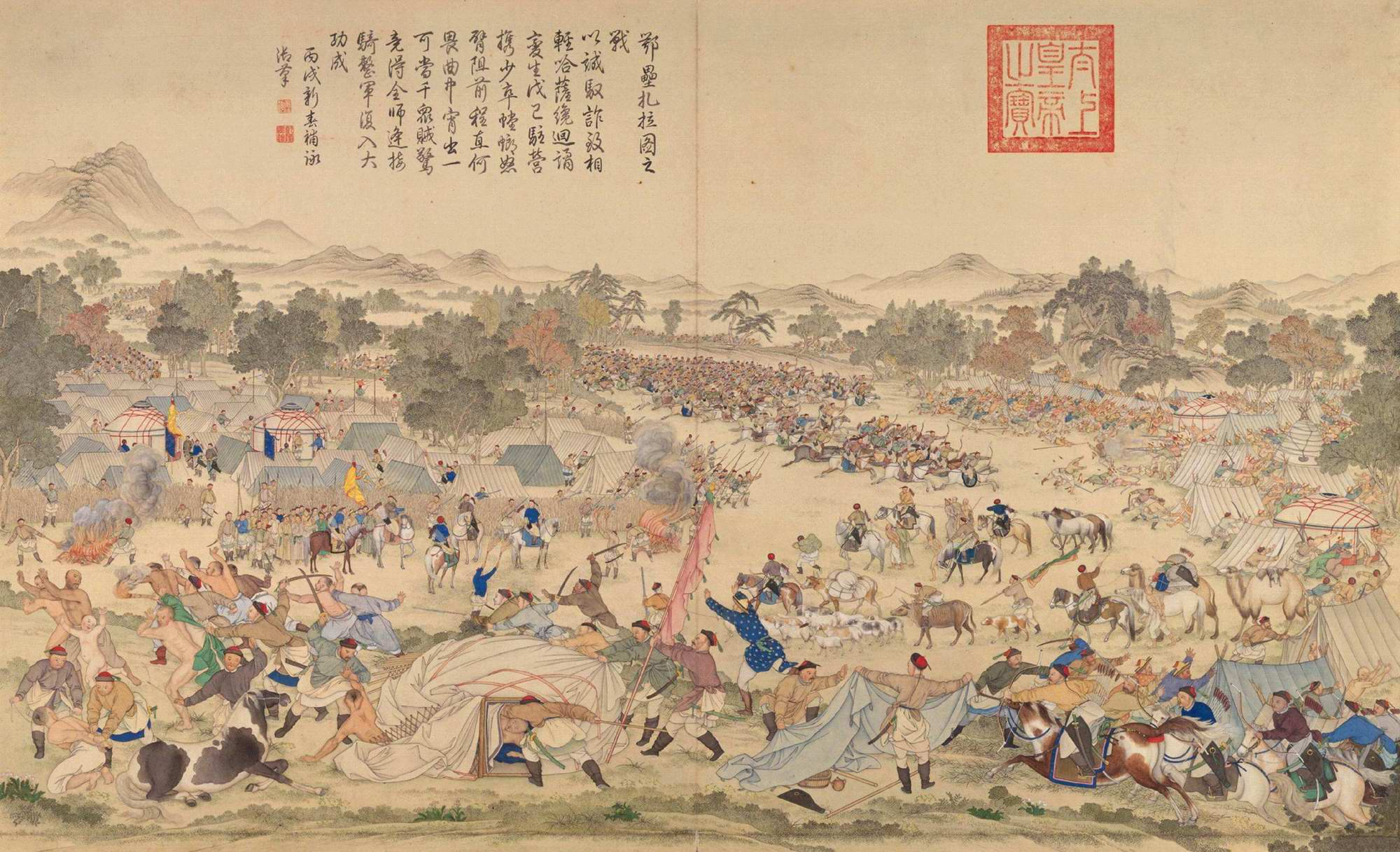 the war history of china in the 19th century