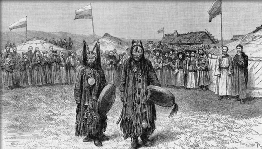 шаманы