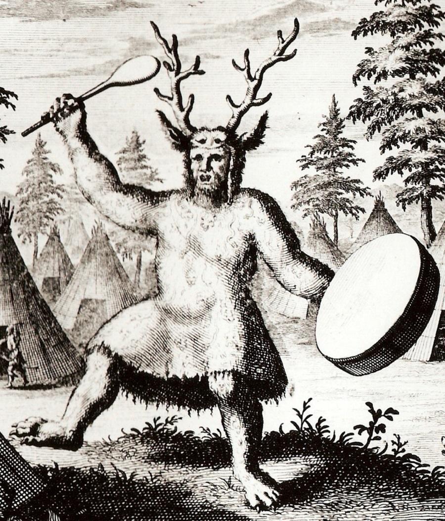 шаман жрец фрагмент