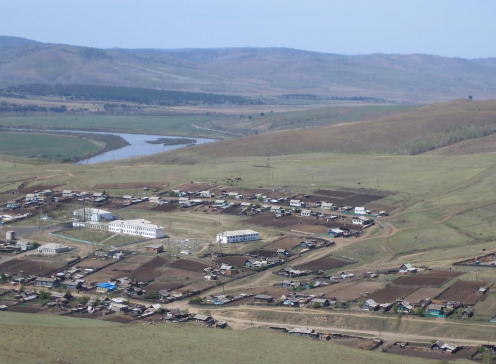 Село Размахнино