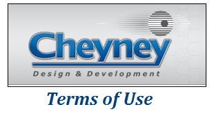 Our Website Terms of Use at Cheyney Design and Development