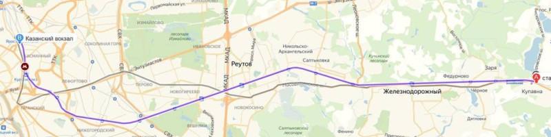 Москва-Купавна-маршрут00