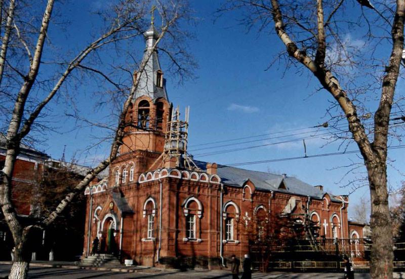 Барнаул, Никольская церковь АКН (4)