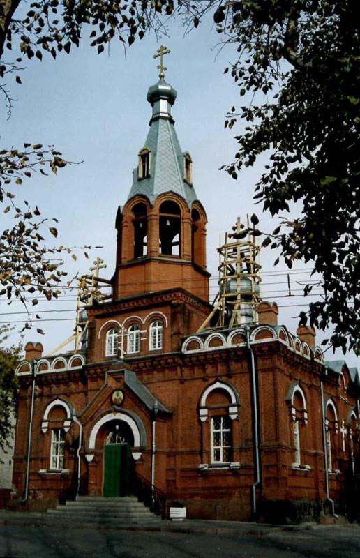 Барнаул, Никольская церковь АКН (5)