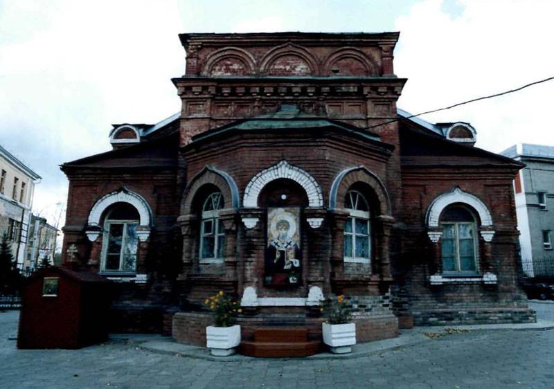 Барнаул, Никольская церковь АКН (6)