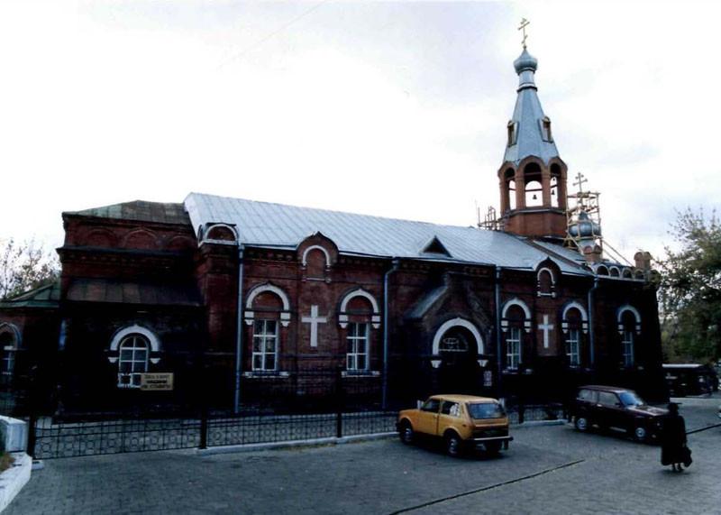 Барнаул, Никольская церковь АКН (7)