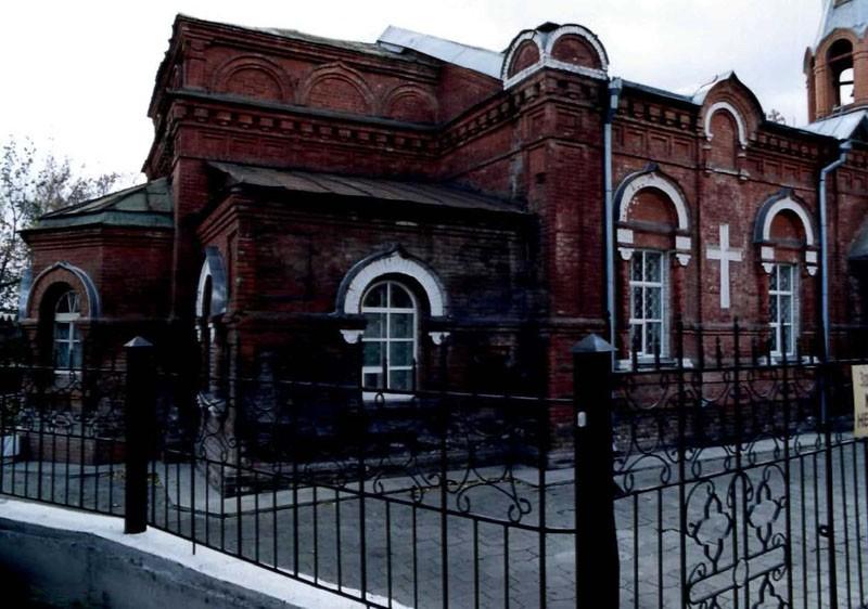 Барнаул, Никольская церковь АКН (8)