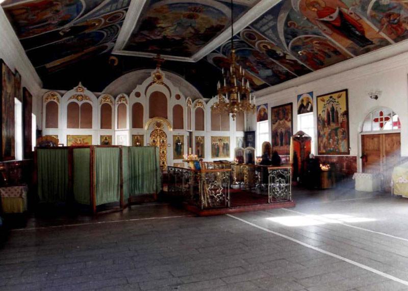 Барнаул, Никольская церковь АКН (9)