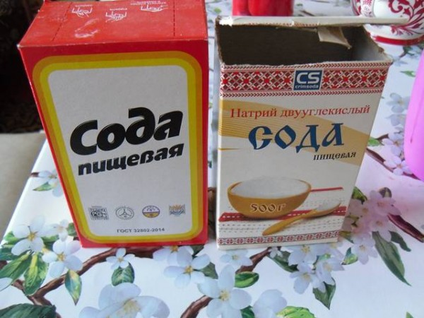 Крым наш, но сода ваша