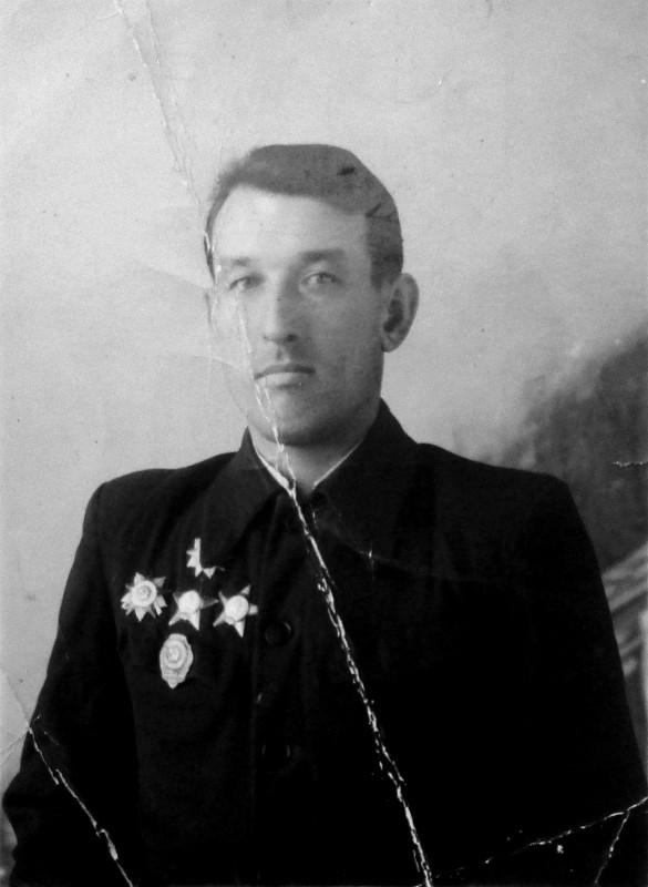Шушуев Павел Иванович