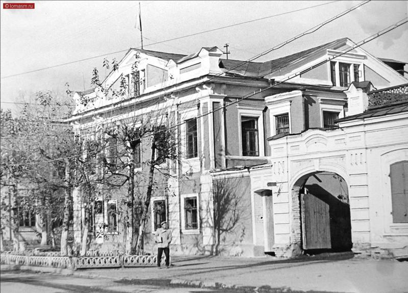 Морозовой особняк СССР