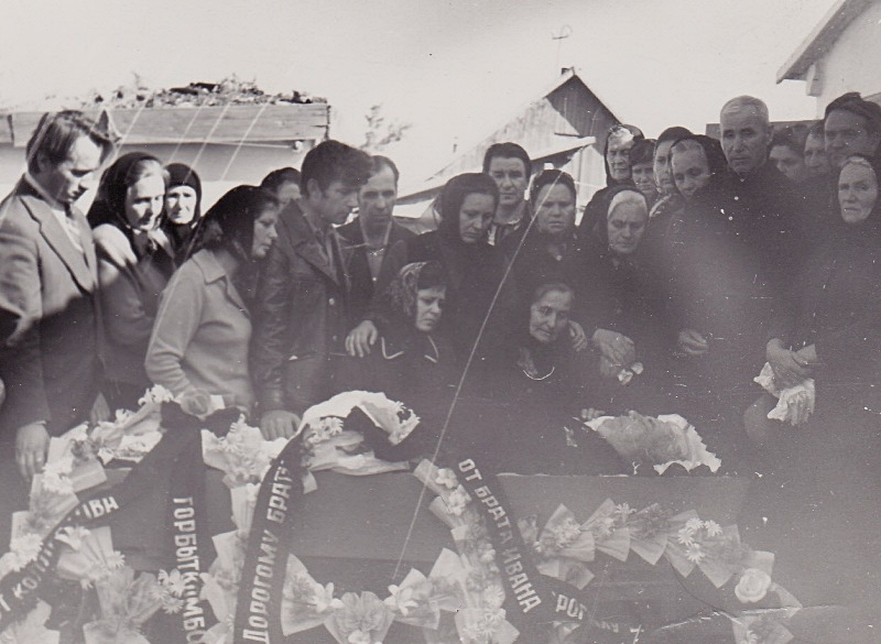 Похороны Кузьмы Васильевича (1)