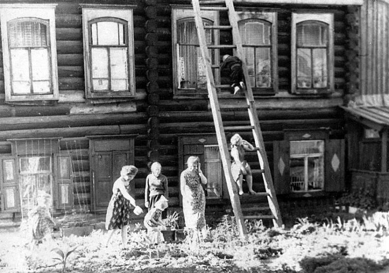 Б олонская 7 1960