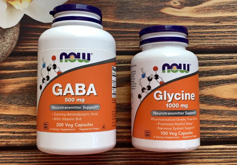 гамма-аминомасляная кислота или глицин
