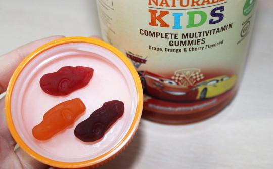 Sundown Naturals Kids, Complete Multivitamin Gummies
