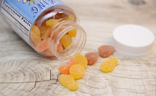 GummiKing, Мультивитаминная и минеральная добавка для детей