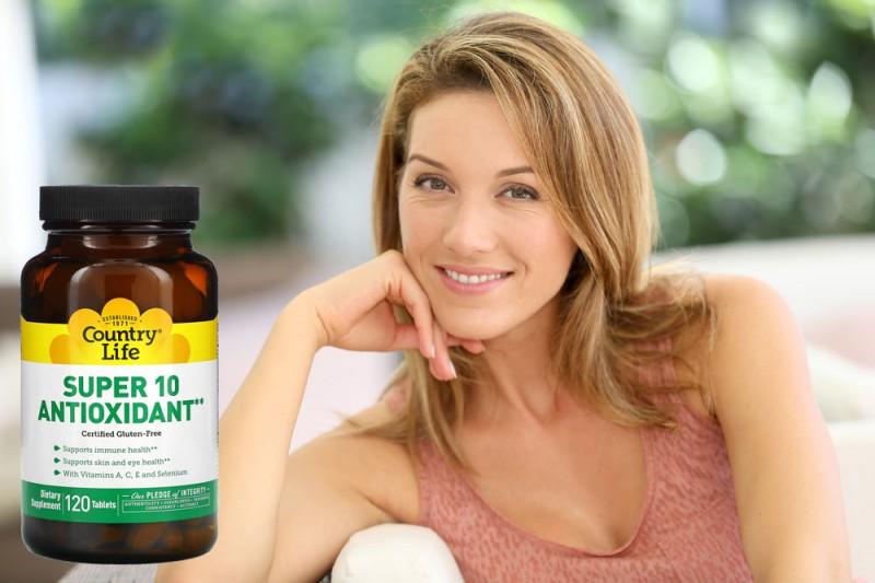 Что такое свободные радикалы и витамины антиоксиданты