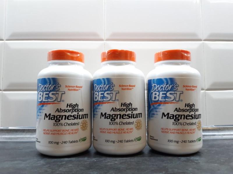 Отзывы Doctor's Best Магний с высокой степенью всасывания. Противопоказания, где купить дешево.