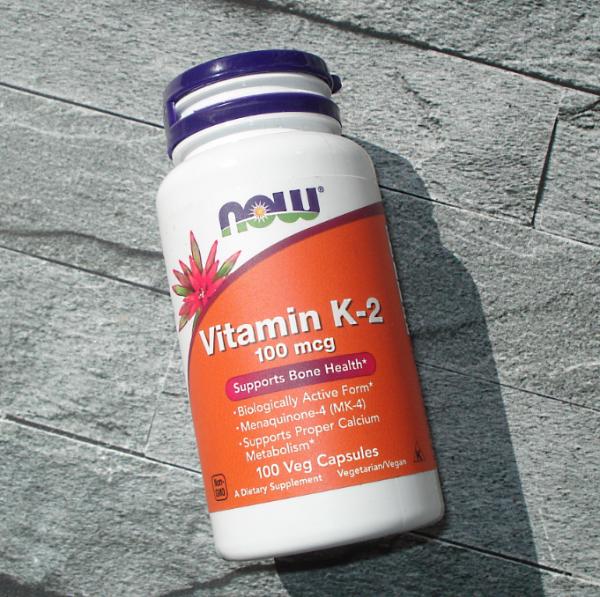 Обзор и отзывы на Now Foods MK-7 витамин K-2. Польза и вред, как принимать и где купить.