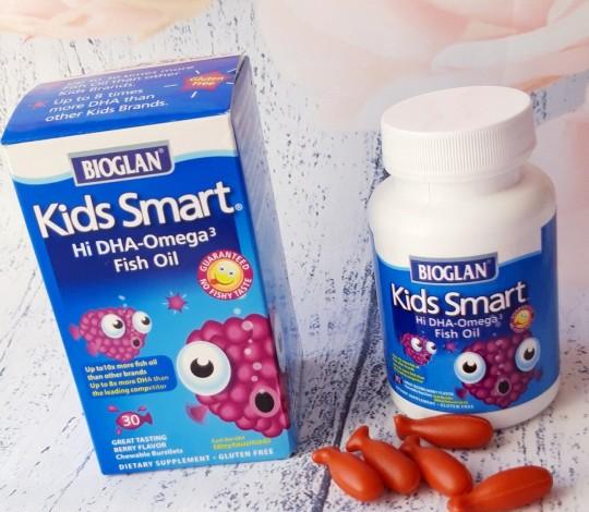 Отзывы Детская Омега-3 Bioglan Kids Smart Hi DHA-Omega 3 Fish Oil. Противопоказания, польза и вред.