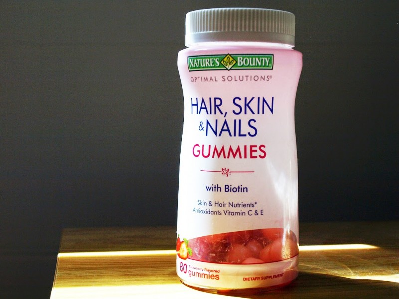 Отзыв БАД Nature's Bounty, Optimal Solutions, для волос кожи и ногтей, 80 таблеток. Обзор биодобавки