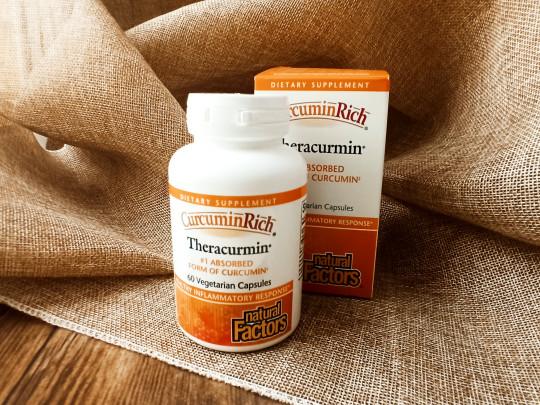 Отзывы Natural Factors CurcuminRich, теракурмин. Усваиваемый. Противопоказания, где купить дешево.