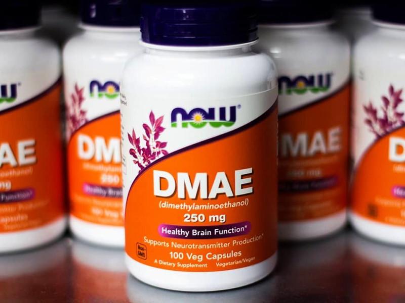 Обзор и отзывы на Now Foods DMAE. Польза и вред, как принимать, где купить. Противопоказания.