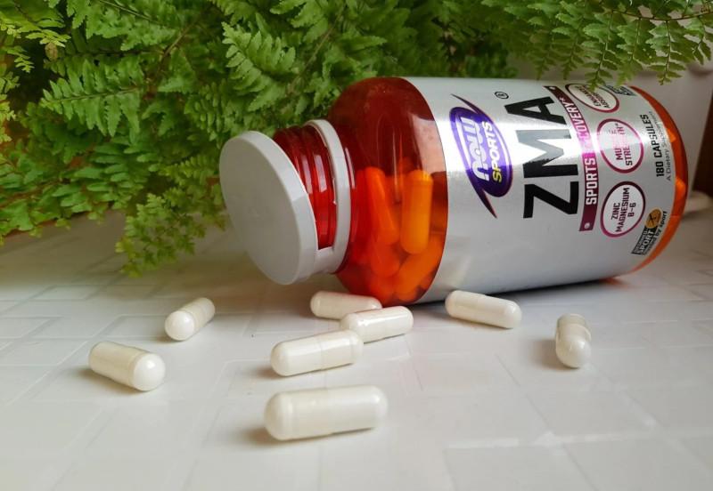 Отзывы Now Foods Спортивная серия, ZMA восстановление после занятий спортом.