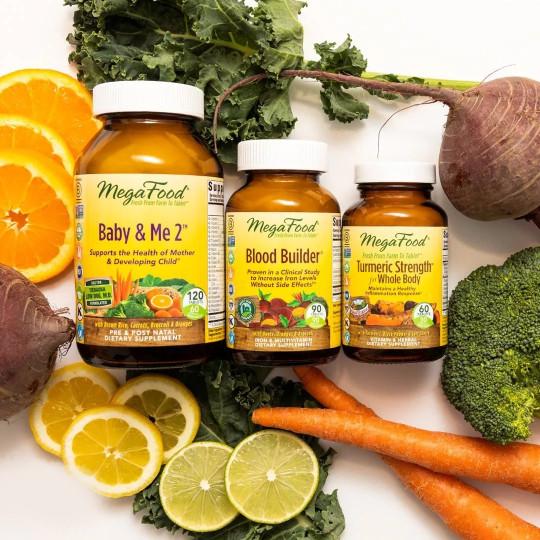 Отзывы MegaFood Витамины для беременных Baby & Me 2, 120 табл. Противопоказания, где купить дешево.