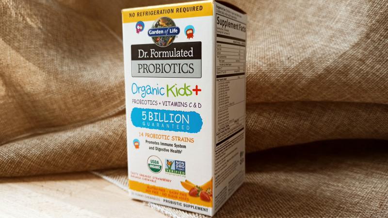 Отзывы Garden of Life Dr. Formulated Probiotics Organic Kids. Противопоказания, где купить дешево