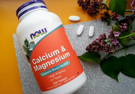 Обзор и отзывы на кальций и магний Нау Фудс 250 таблеток из Айхерб от Now Foods