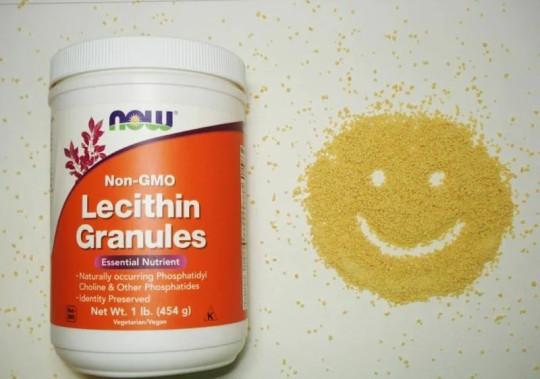 Обзор и отзывы на подсолнечный лецитин чистый порошок Нау Фудс из Айхерб от Now Foods