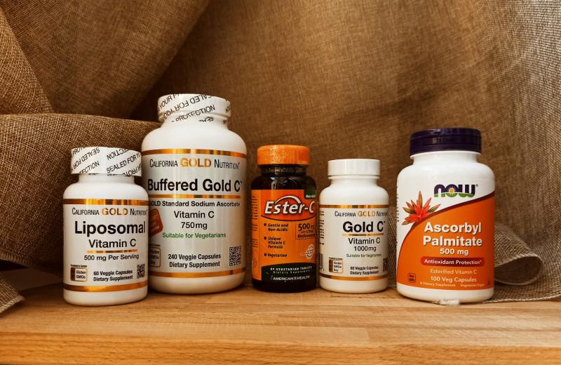 Формы витамин С и его усвоение